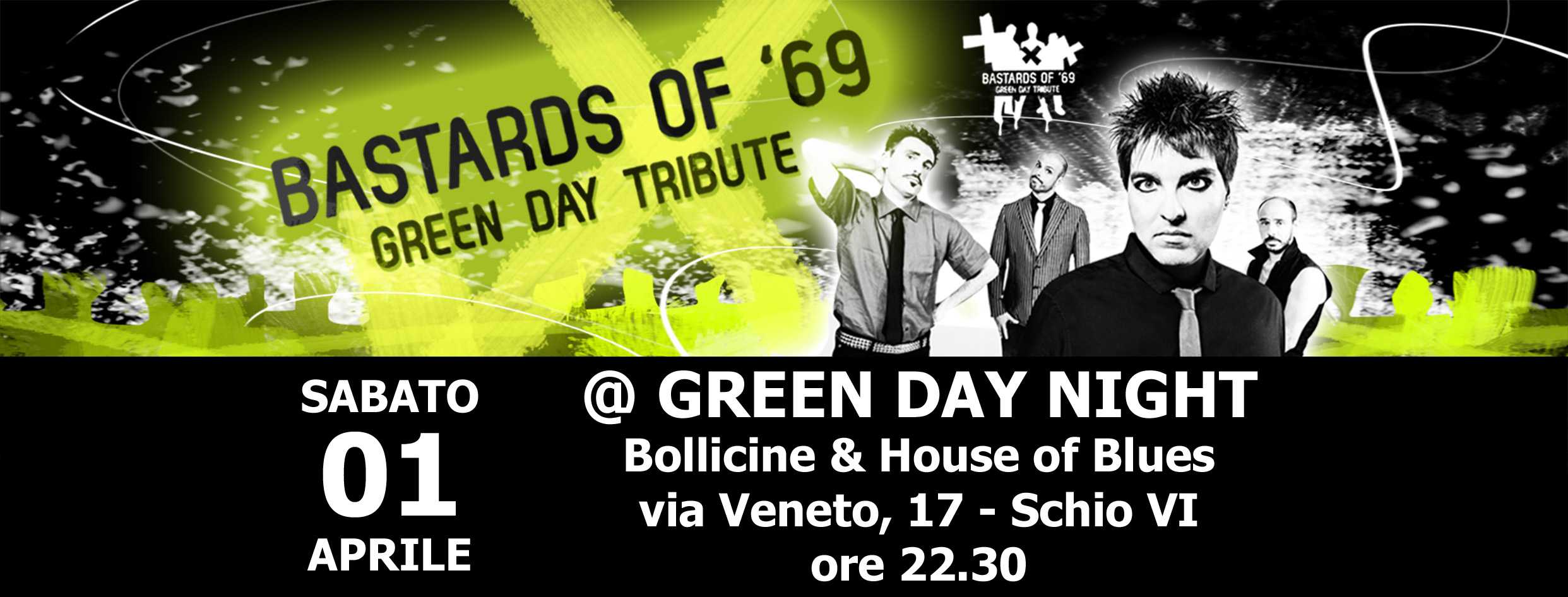 Green Day Night