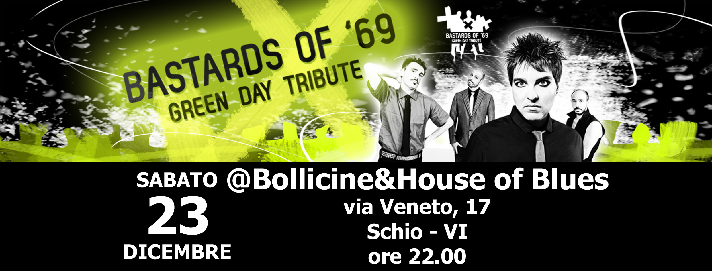 Bollicine & House of Blues