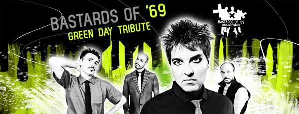 La nascita dei Bastards of '69 - Green Day Tribute Band